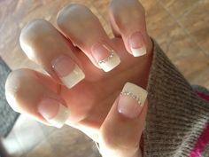 white tips
