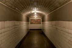 EStación de metro de Chamberí en Madrid
