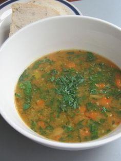 Receitas pra Você: Receita de sopa para emagrecer com legumes e frango