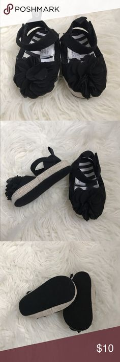Baby girl espadrilles sandals In excellent condition. Size 3-6 months. Shoes Sandals & Flip Flops