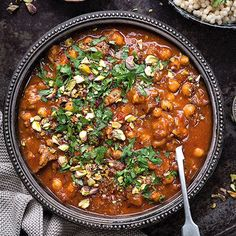 This aromatic Moroccan lamb tagine is easy to make in your Instant Pot, slow cooker or stovetop. Serve with couscous, rice or mashed potatoes for a hearty and delicious meal. Morrocan Food, Moroccan Dishes, Slow Cooker Recipes, Cooking Recipes, Healthy Recipes, Lamb Tagine With Apricots, Lamb Tagine Recipe, Lamb Tagine Slow Cooker, Beef Tagine Recipes