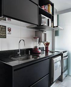 Apê de 69 m² fica a cara dos donos sem quebra-quebra | Minha Casa