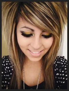 Image detail for -... Women Needs Long Emo Hair Styles Modern Hairstyle Long Short Haircuts