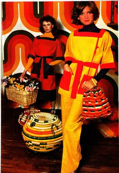 60's Spring Fashion
