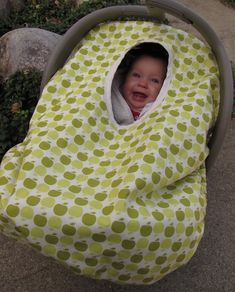 stroller cover pattern free | Baby car seat cover, stroller Sewing Pattern 4636 Simplicity