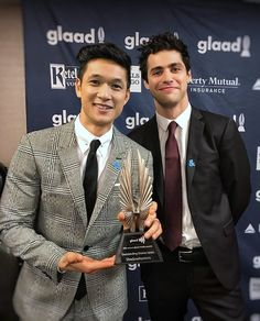 """tmi-tv-show-news: """"Matthew Daddario: Thank you to and Huge respect to all the very deserving and incredible nominees! Malec Shadowhunters, Shadowhunters The Mortal Instruments, Matthew Daddario, Wells, Shadowhunter Alec, Shadow Chaser, Magnus And Alec, Alec Lightwood, Shadow Hunters"""
