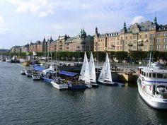 18. Stockholm, Sweden