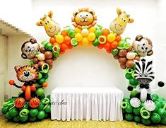 New baby shower ideas safari boy 22 Ideas – Baby Shower İdeas 2020 Safari Party, Safari Theme Birthday, Jungle Theme Parties, Wild One Birthday Party, Safari Birthday Party, Baby Boy 1st Birthday, Baby Party, Jungle Safari, Safari Theme Baby Shower