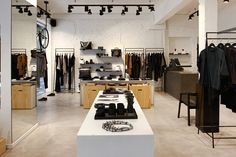 Ronen Chen store by Architect Guido Herszage, Tel Aviv – Israel » Retail Design Blog