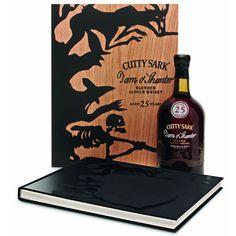 Cutty Sark limited Tam o'Shanter Scotch