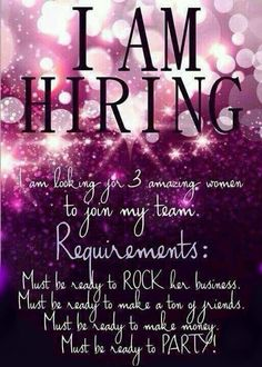 If you love make up, social media, and getting to know tons of new people, then this business opportunity is for you! Younique is the fastest growing direct sales company worldwide right now, and NOW is a perfect time to be a part of it! Sensational promotion and compensation plan and a sisterhood that teaches, trains, supports and cheers you on! Let's do this! Click the link for more information --> https://www.youniqueproducts.com/KimberlyTopp/business/presenterinfo#.VwiPND_FZTE