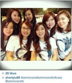 Latest Customer Instagram Feeds (Celengan Batik worn as the Group Tees for Social Event)