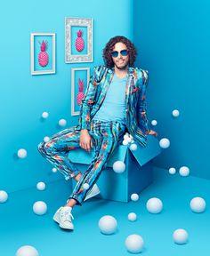 Trendy Fashion Photography Inspiration Studio Behance - New Site High Fashion Photography, Fashion Photography Inspiration, Creative Photography, Editorial Photography, Portrait Photography, Photography Ideas, Fashion Inspiration, Pop Art Fashion, Fashion Shoot