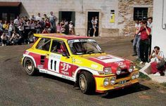 renault 5 maxi turbo 33 export