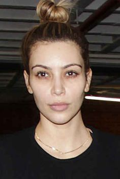 This Is What The Kardashians Look Like Without Makeup. Still beautiful but more relatable.