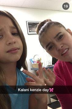 Kalani and Mackenzie