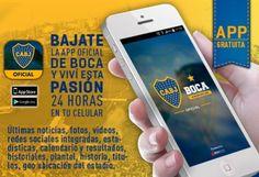 La nueva app oficial y gratuita de Boca Juniors ya ha sido descargada 10.000 veces