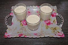 Weiße Mousse au Chocolat