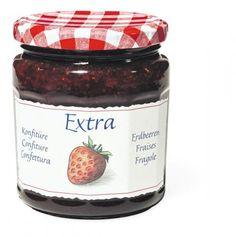 Bild von Extra Konfitüre Erdbeeren
