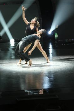 """Top 6 contestants Eliana Girard and Cole Horibe perform a Contemporary routine to """"Adagio For Strings"""" choreographed by Mia Michaels on SO YOU THINK YOU CAN DANCE."""