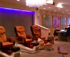nail salon decor   We invite you to experience our unique patented process.