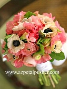 gigli wedding bouquet 225x300 Spring Bridal Bouquets