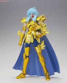 CMT LC Model Pisces Aphrodite Saint Seiya Myth Cloth Gold Ex Pisces Aphrodite Action Figure
