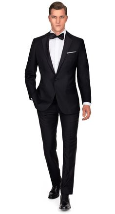 1663 black tuxedo all black tuxedo, black tuxedo wedding, black suit men,.
