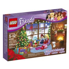 LEGO Friends Advent Calendar 41040: Christmas Gifts