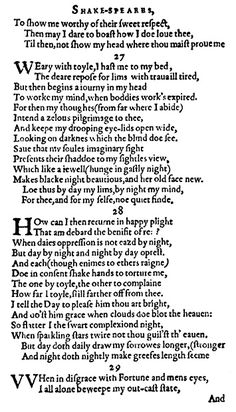 William Shakespeare, Adolescence, Mistress, Philosophy, Meant To Be, Poetry, Relationship, Thoughts