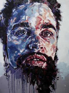 abstract face art paintings - Google Search