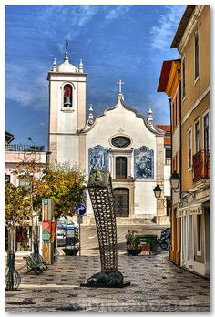 Igreja Paroquial de Vera Cruz - Aveiro - Portugal Visit Portugal, Spain And Portugal, Vera Cruz, Family Roots, Lisbon, Portuguese, Trip Planning, Places To Visit, Around The Worlds