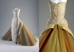 Pics For > Futuristic Ball Gown