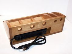 Charging Station / Docking Station with Power Strip in by tomroche