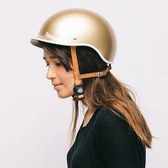 'Thousand' Helm in Gold