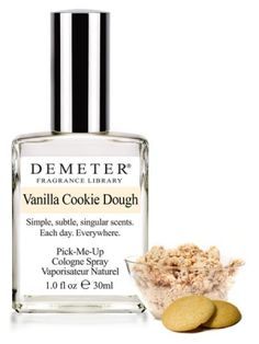 Vanilla Cookie Dough - Demeter® Fragrance Library