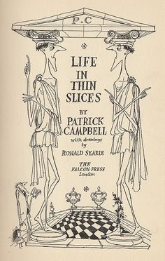 Ronald Searle Tribute Ronald Searle, Quentin Blake, Man Illustration, Vintage Book Covers, Artist Gallery, Typography Prints, Antique Books, Illustrators, Character Design
