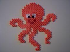 Octopuss hama beads by Juan José Prieto