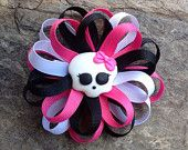 Monster High Flor Lazo Lazo para el cabello