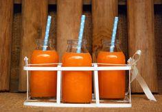 Galeria Smaku: Koktajl selerowo-pomarańczowy