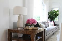 Modern Eclectic Family Room - Becki Owens