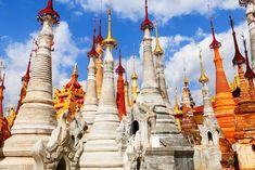 DESCOPERIȚI MYANMAR   GoTravel