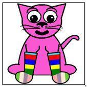 Veselé farebné mačičky http://www.pexeso.net/vesele-farebne-macicky/000F1