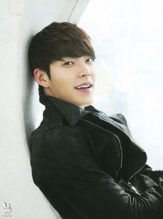 Kim Woobin for FtoF Jul& Aug 2013.
