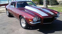 1973 Chevrolet Camaro | Mecum Auctions