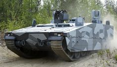 CV90 Armadillo Armoured Personnel Carrier (Sweden)