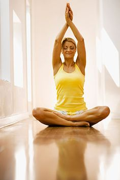 How yoga can relieve your allergies...Oprah