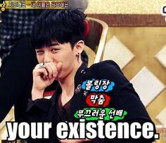 Pretty sure that's GD Big Bang Memes, Big Bang Kpop, Daesung, Bigbang, G Dragon, Derp, Make Me Smile, Kdrama, Rapper
