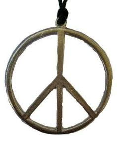 """What do you think of our new 2 7-8"""" Peace Sign...?  Click here to check it out!  http://witchesgrass.com/products/2-7-8-peace-sign-amulet?utm_campaign=social_autopilot&utm_source=pin&utm_medium=pin"""