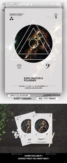 Urban League - Trap Session Flyer / Poster Template A3